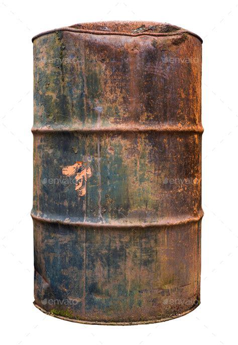Rusty Barrel