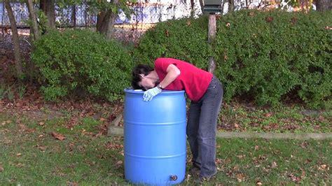 Rutgers Cooperative Extension Rain Barrels