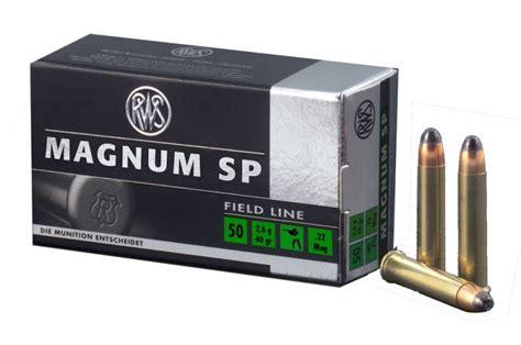 Rws 22 Mag Sp Ammo