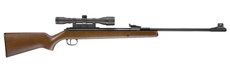 Rws 22 Pellet Model 34 Combo Rifle Wood Large