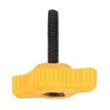 Ryobi scroll saw blade clamp screw Image