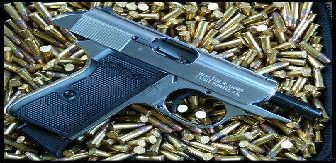 S 22 Rifle