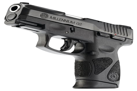 Reviews On The 9mm Taurus Millanium 2 Handgun