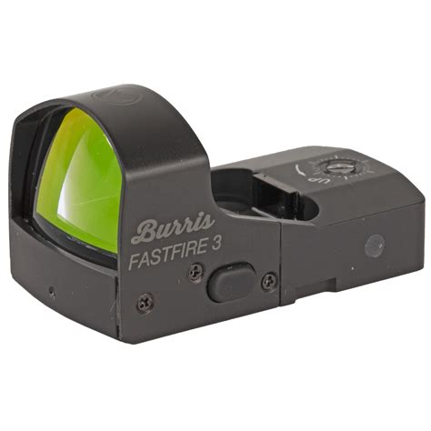 Reviews Ratings For Burris Fastfire Iii Red Dot Reflex