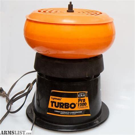 Reviews Ratings For Lyman Turbo 1200 Pro Tumbler