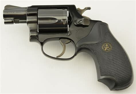 S W 38 Special Model 37-2 Ctg Best Ammo