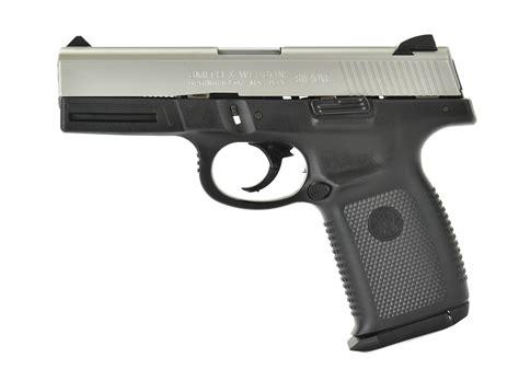 S W 40 Caliber Pistol