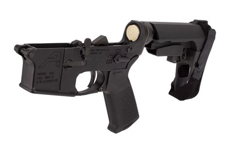 S W Complete Lower Receiver