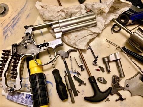 S W K L Hammer Not Cocking Right Pistolforum Com