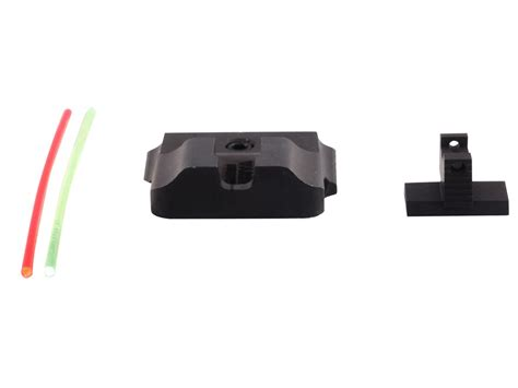 S W M P Sevigny Fiber Optic Sight Sets Warren Tactical