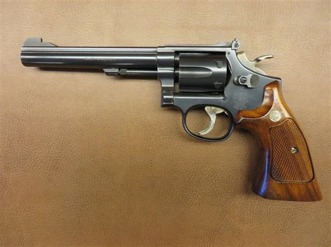 S W Model 17 For Sale