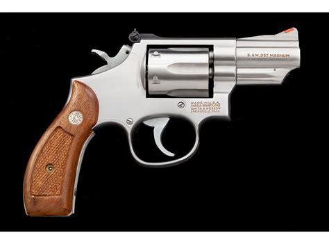 S W Model 66 Combat Magnum