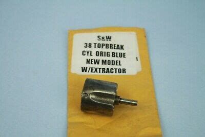 S W SMITH AND WESSON TOP BREAK Cylinder Extractor Spring