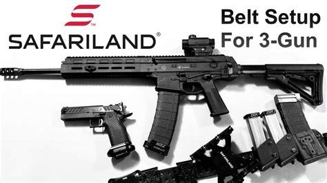 Safariland Els 3 Gun Setup