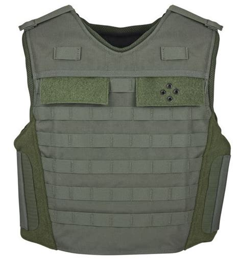 Safariland Group Second Chance Molle Tac Carrier