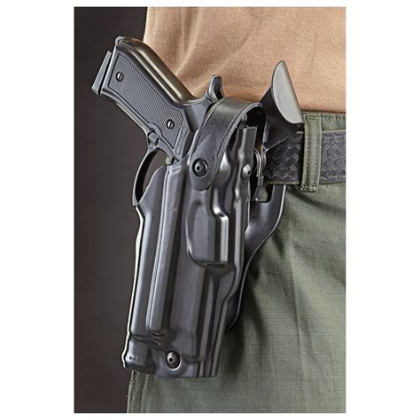 Safariland Level 1 Holster With Light