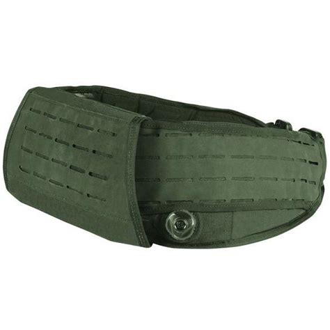 Safariland Tactical Ballistic Belt And Safariland V1 External Vest Carrier