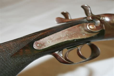 Safe Ammunition For A T Barker Double Barrel Shotgun