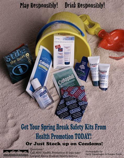Safe Spring Break Kits Bundle
