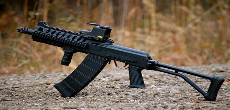 Saiga 12 Gauge Shotgun