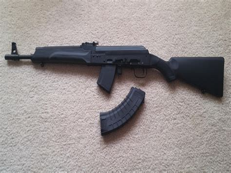 Saiga 7 62 X39 Rifle Stocks And Shooters Ridge Rifle Rest