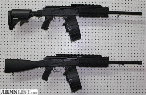 Saiga Ak 47 12 Gauge Shotgun