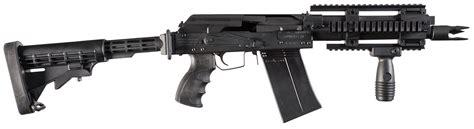 Saiga Semi Automatic Short Barrel Shotguns