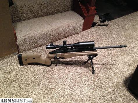 Sako 308 Sniper Rifle