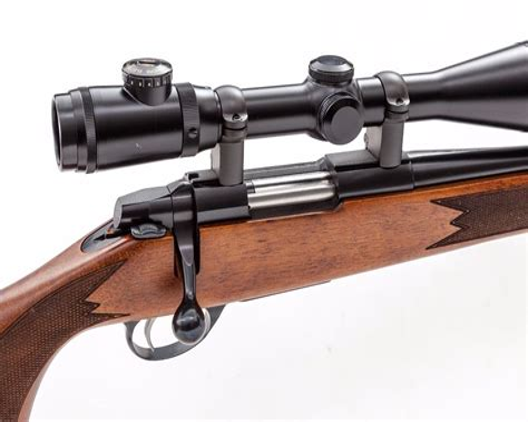 Sako Bolt Action Rifle