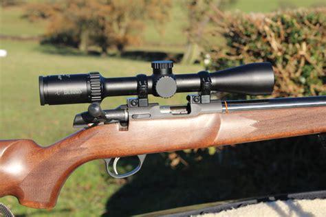 Sako Quad Varmint Rifle Review Sporting Rifle Magazine