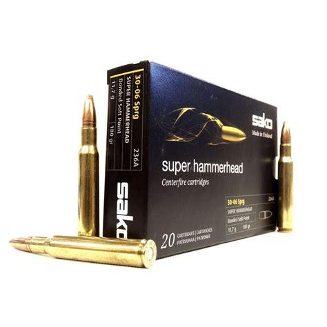 Sako Super Hammerhead Centerfire Rifle Ammo