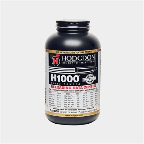 Sale Hodgdon Powder H1000 Hodgdon Powder Co Inc