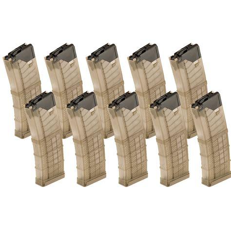 Sale L5awm Translucent Flat Dark Earth 30rd Magazines