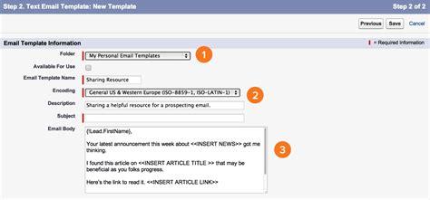 Salesforce Email Templates CV Templates Download Free CV Templates [optimizareseo.online]