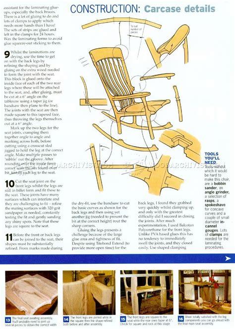 sam maloof woodworking plans.aspx Image