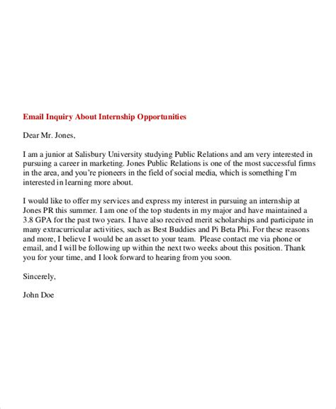 Sample Internship Cover Letter Computer Science | How To ...