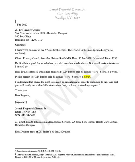 Sample Request Letter To Release Documents | Resume Format