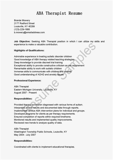 Cv For Beauty Therapist Free Sample Resume Cover Letter