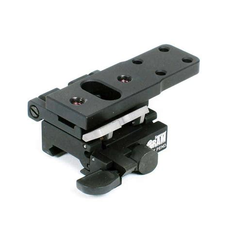 Samson Qr Flip To Side Mount For Aimpoint 3xmag