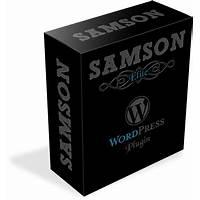 Samson elite wp plugin secret code