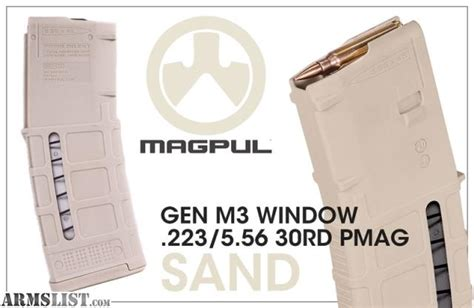 Sand Pmag M3 Window For Sale