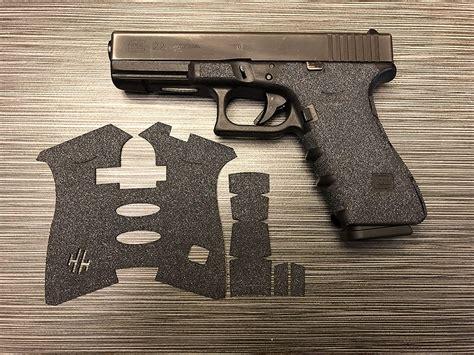 Sanding Down Pistol Grip