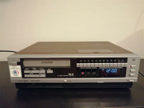 sanyo betacord vcr 4500 pdf manual