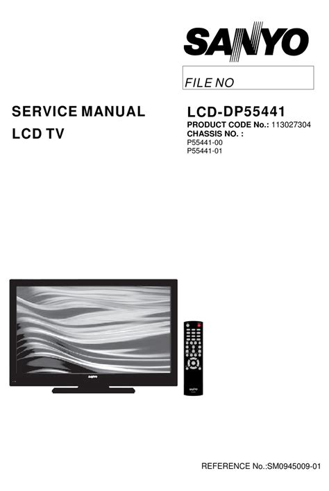 sanyo vizon 32 hdtv manual pdf manual