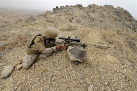 Saudi Army Sniper Rifle