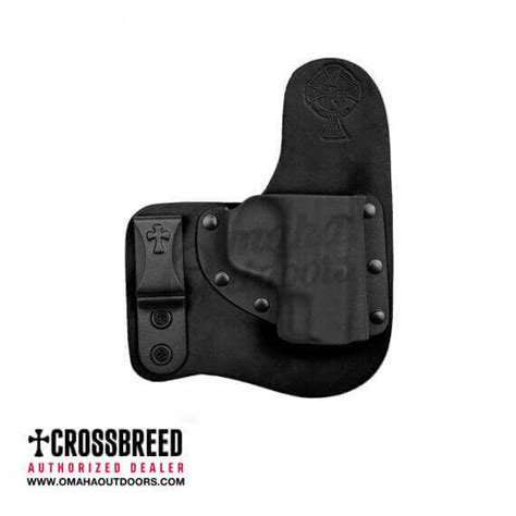 Sauer Holsters Black Holster Freedom 238 Crossbreed Sig Rh