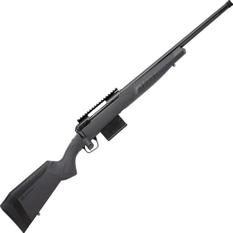 Savage 110 Tactical Bolt Action Rifle 308 Win 24 Heavy