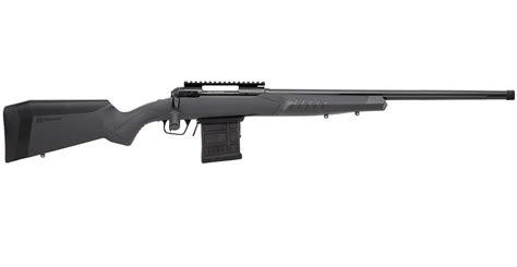 Savage 110 Tactical Bolt Action Rifle 6 5 Creedmoor Mag