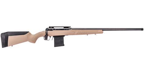 Savage 110 Tactical Desert 6 5 Creedmoor Boltaction Rifle Review