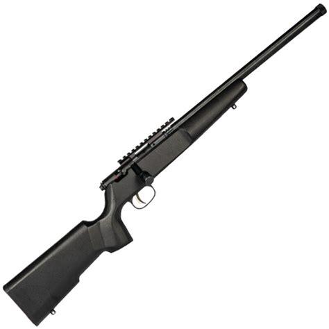Savage 22 Bolt Action Rifle Threaded
